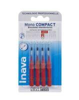 Inava Brossettes Mono-compact Rouge Iso 4 1,5mm à THONON-LES-BAINS