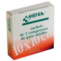Mefra, 10 Cm X 10 Cm, Sachet De 2, 50 Sachets, Boîte 100 à THONON-LES-BAINS