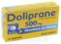 Doliprane 500 Mg Comprimés 2plq/8 (16) à THONON-LES-BAINS