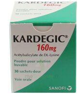Kardegic 160 Mg, Poudre Pour Solution Buvable En Sachet à THONON-LES-BAINS