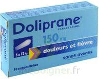Doliprane 150 Mg Suppositoires 2plq/5 (10) à THONON-LES-BAINS