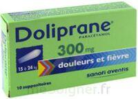 Doliprane 300 Mg Suppositoires 2plq/5 (10) à THONON-LES-BAINS