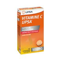 Vitamine C Upsa 500 Mg Fruit Exotique, Comprimé à Croquer à THONON-LES-BAINS