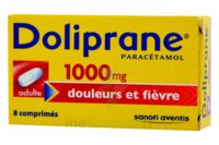 Doliprane 1000 Mg Comprimés Plq/8 à THONON-LES-BAINS