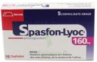 Spasfon Lyoc 160 Mg, Lyophilisat Oral à THONON-LES-BAINS
