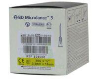 Bd Microlance 3, G30 1/2, 0,30 Mm X 13 Mm, Jaune  à THONON-LES-BAINS