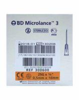 Bd Microlance 3, G25 5/8, 0,5 Mm X 16 Mm, Orange  à THONON-LES-BAINS