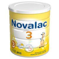 Novalac 3 Lait De Croissance B/800g à THONON-LES-BAINS