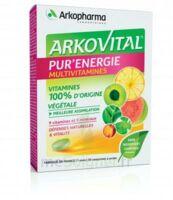 Arkovital Pur'energie Multivitamines Comprimés Dès 6 Ans B/30 à THONON-LES-BAINS