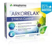 Arkorelax Stress Control Comprimés B/30 à THONON-LES-BAINS