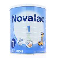 Novalac 1 Lait En Poudre 1er âge B /800g à THONON-LES-BAINS