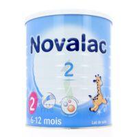 Novalac 2 Lait En Poudre 2ème âge B/800g* à THONON-LES-BAINS