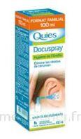 Quies Docuspray Hygiene De L'oreille, Spray 100 Ml à THONON-LES-BAINS