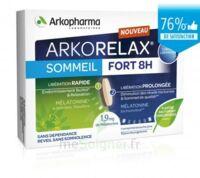 Arkorelax Sommeil Fort 8h Comprimés B/15 à THONON-LES-BAINS
