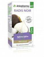 Arkogélules Radis Noir Bio Gélules Fl/40 à THONON-LES-BAINS