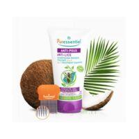 Puressentiel Anti-poux Shampooing Masque Traitant 2 En 1 Anti-poux Avec Peigne - 150 Ml à THONON-LES-BAINS