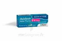 Aciclovir Mylan Pharma 5%, Crème à THONON-LES-BAINS