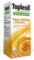 Toplexil 0,33 Mg/ml Sans Sucre Solution Buvable 150ml à THONON-LES-BAINS