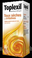 Toplexil 0,33 Mg/ml, Sirop 150ml à THONON-LES-BAINS