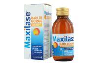 Maxilase Maux De Gorge Alpha-amylase 200 U.ceip/ml, Sirop Fl/125ml à THONON-LES-BAINS