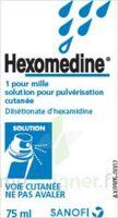 Hexomedine 1 Pour Mille, Solution Pour Pulvérisation Cutanée En Flacon Pressurisé à THONON-LES-BAINS