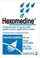 Hexomedine Transcutanee 1,5 Pour Mille, Solution Pour Application Locale à THONON-LES-BAINS