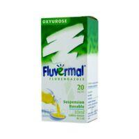 Fluvermal 2 % Susp Buv Fl/30ml à THONON-LES-BAINS