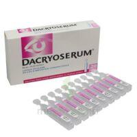 Dacryoserum Solution Pour Lavage Ophtalmique En Récipient Unidose 20unidoses/5ml à THONON-LES-BAINS