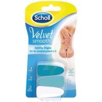 Scholl Velvet Smooth Ongles Sublimes Kit De Remplacement à THONON-LES-BAINS