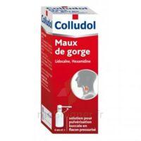 Colludol Solution Pour Pulvérisation Buccale En Flacon Pressurisé Fl/30 Ml + Embout Buccal à THONON-LES-BAINS