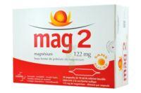 Mag 2 122 Mg S Buv En Ampoule Sans Sucre édulcoré à La Saccharine Sodique 30amp/10ml à THONON-LES-BAINS