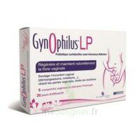 Gynophilus Lp Comprimés Vaginaux B/6 à THONON-LES-BAINS