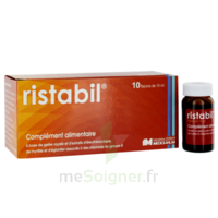 Ristabil Anti-fatigue Reconstituant Naturel B/10 à THONON-LES-BAINS