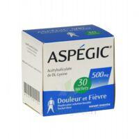 Aspegic 500 Mg, Poudre Pour Solution Buvable En Sachet-dose 30 à THONON-LES-BAINS