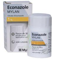 Econazole Mylan 1 % Pdr Appl Cut Fl/30g à THONON-LES-BAINS