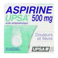 Aspirine Upsa 500 Mg, Comprimé Effervescent à THONON-LES-BAINS