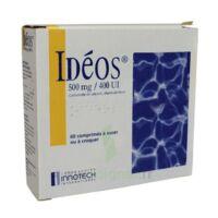 Ideos 500 Mg/400 Ui, Comprimé à Sucer Ou à Croquer à THONON-LES-BAINS
