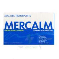 Mercalm, Comprimé Pelliculé Sécable à THONON-LES-BAINS