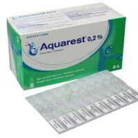 Aquarest 0,2 %, Gel Opthalmique En Récipient Unidose à THONON-LES-BAINS