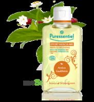Puressentiel Articulations & Muscles Huile De Massage Bio** Effort Musculaire - Arnica - Gaulthérie - 200 Ml à THONON-LES-BAINS