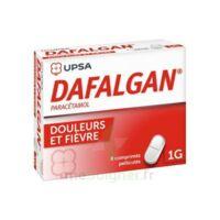 Dafalgan 1000 Mg Comprimés Pelliculés Plq/8 à THONON-LES-BAINS