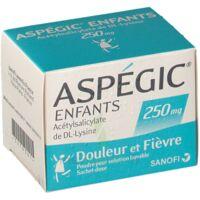 Aspegic Enfants 250, Poudre Pour Solution Buvable En Sachet-dose à THONON-LES-BAINS