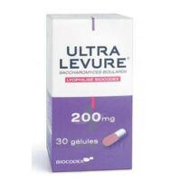 Ultra-levure 200 Mg Gélules Fl/30 à THONON-LES-BAINS