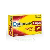Dolipranecaps 1000 Mg Gélules Plq/8 à THONON-LES-BAINS