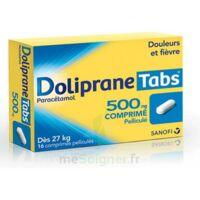 Dolipranetabs 500 Mg Comprimés Pelliculés Plq/16 à THONON-LES-BAINS