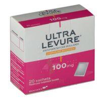 Ultra-levure 100 Mg Poudre Pour Suspension Buvable En Sachet B/20 à THONON-LES-BAINS