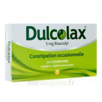 Dulcolax 5 Mg Comprimés Enrobés Gastro-résistants Plq/30 à THONON-LES-BAINS