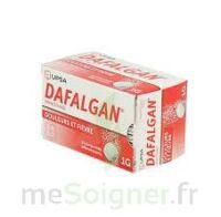 Dafalgan 1000 Mg Comprimés Effervescents B/8 à THONON-LES-BAINS
