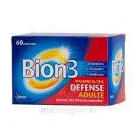 Bion 3 Défense Adulte Comprimés B/60 à THONON-LES-BAINS