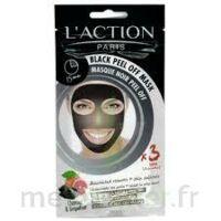 L'action Masque Au Charbon à THONON-LES-BAINS
